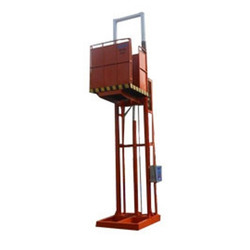 Merrit Open Type Goods Lift