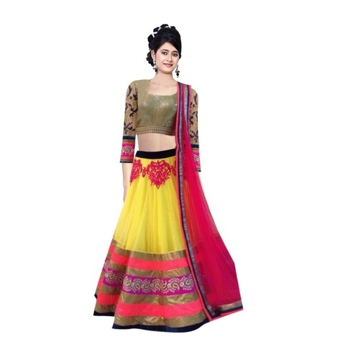 85551f11aacb08 Stylish Ghagra Choli, Ghagra Choli, Traditional Chaniya Choli ...