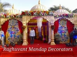 Event management and event management service provider raghuvant wedding stage decoration junglespirit Choice Image