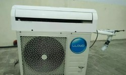 Hitachi, LG Silver, Window AC Uninstall