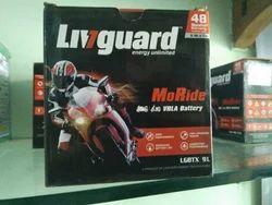 Livguard Bike Battery