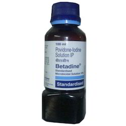 Betadine Solution 100ml Medicine