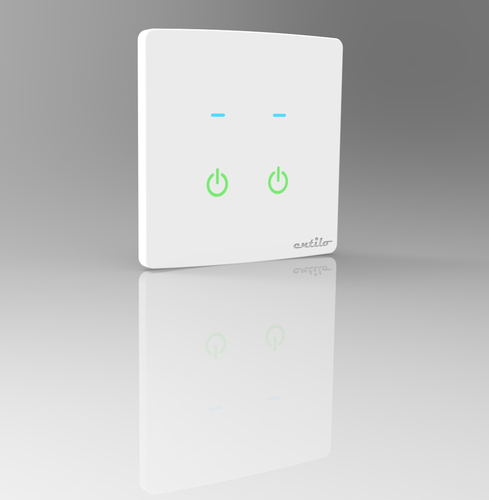 Wifi Enabled Electrical Switch Iram Technologies