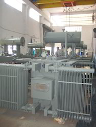 Three Phase Dry Type Mining Transformer, Voltage : 200- 240 V