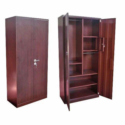 Double Door Wooden Almirah Wooden Almari Design Effects Noida