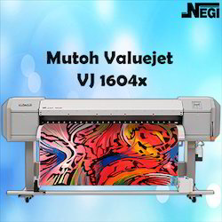 Mutoh Valuejet Sublimation Printer - 1604W