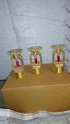 Brass Type Pendent Sprinkler