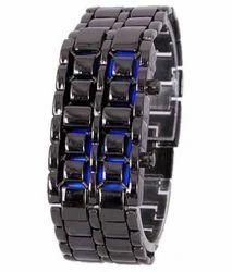 Digital LED Lights Chain Watch