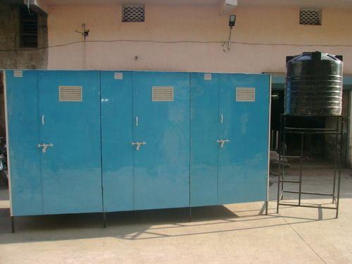FRP Bio Degradable Toilets