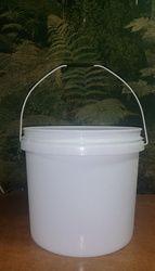 15 L Heavy Duty Plastic Pails Bucket