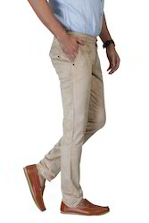 Casual Trouser- Fawn
