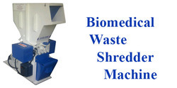 Biomedical Waste Shredding Machine