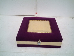 Indian Wedding Card Box