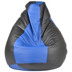 Galaxy Beanbag Xxxl Black and Blue
