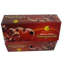 Pomegranate Box