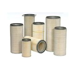 Dust Collector Pleated Cartridge Filter