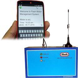 Cellphone Motor Controller (GSM Mobile Starter )