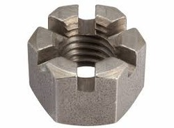 Machined Slotted & Castle Nut