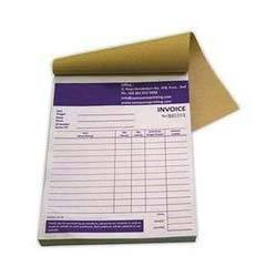 invoice book printing book printing dhanalakshmi screens chennai