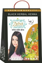 Black Herbal Henna Powder