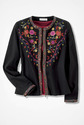 Ladies Embroidery Jacket