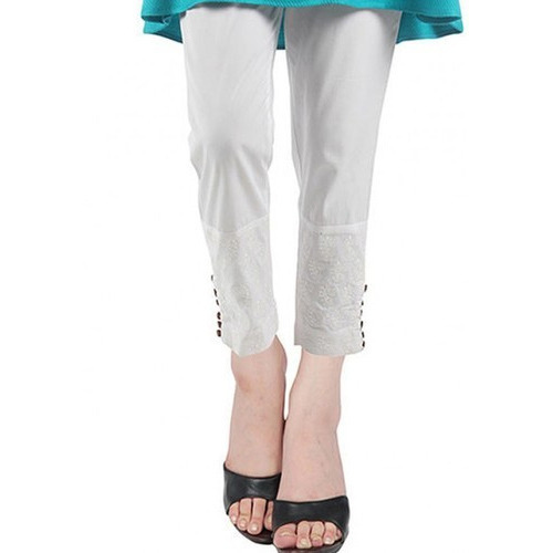 Ladies Pants Cigarette Pants Manufacturer From Ghaziabad