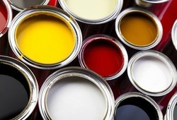 Indigo Epoxy Paints