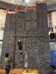 Artificial FRP Climbing Wall