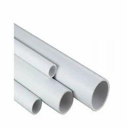 White PVC Core Pipe