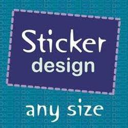 Sticker Design Services