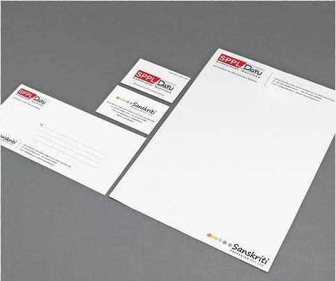 Letterhead Design, Graphics Development Services ...