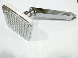 5x5 Platina White Shower