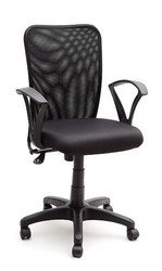 Net Low Back Sigma Chair