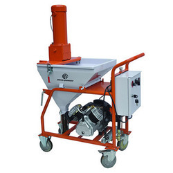 Gypsum Spraying Machine