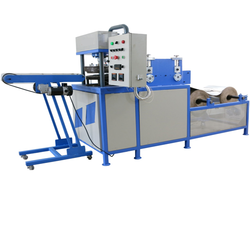 6 Roll Fully Automatic Paper Plate Making Machine