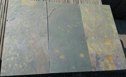 Matt Multi Slate Stone Tile, Blocks