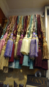 Curtains Colorful Tassel