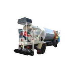 Asphalt Boiler Cum Sprayer Without Truck