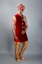 Indo Western Suits - Wedding Wear