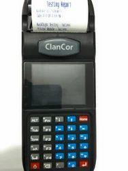 Bus Ticketing Machine with GPRS