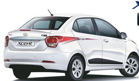 Hyundai Xcent Car View Specifications Details Of Motor Cars By