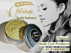 Foliage. Natural Body Care Products Natural body care products, Pack Size: 100g