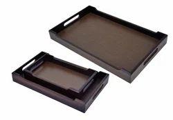 Wooden KVG NOVA SERVING TRAY, Packaging Type: Box