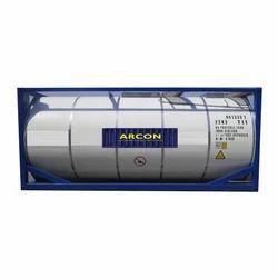 Stainless Steel ISO Tanks, Capacity: 20-30 ton