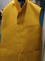 Yellow Waist Coat