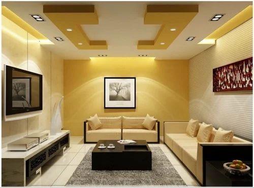 Interior Design Hall Interior Design From Kolkata