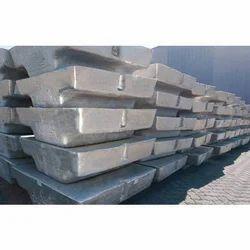 Virgin EC grade Aluminum Ingots