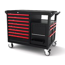 Perforated Tool Trolley