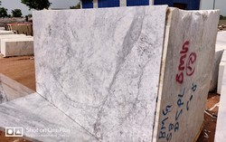 White Marmara Marble, 15-20 Mm