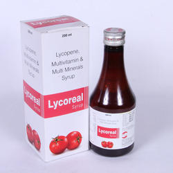 Lycopene Multivitamin And Multi Minerals Syrup